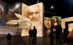 Exposição de Leonardo Da Vinci – Data