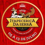 Festa do Peão Itapecerica 2019 - Programação