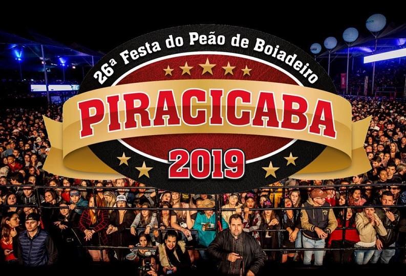Festa do Peão de Boiadeiro de Piracicaba – Atrações