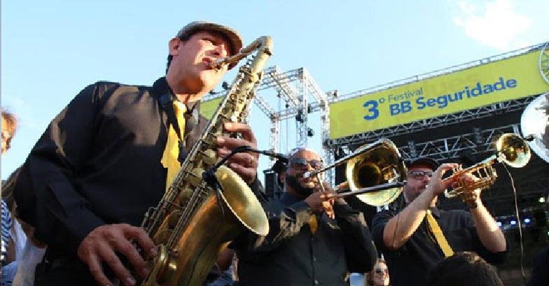 Festival de Jazz e Blues Parque Villa-Lobos - Gratuito