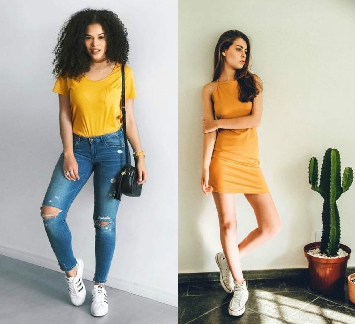 Amarelo Mostarda – Cor da Moda