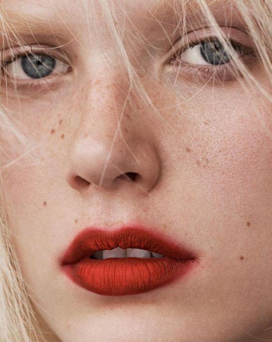 Blurred Lips os Lábios Borrados – Como Fazer