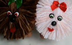 Chaveirinho Cachorrinho Com Lã – Material e Vídeo