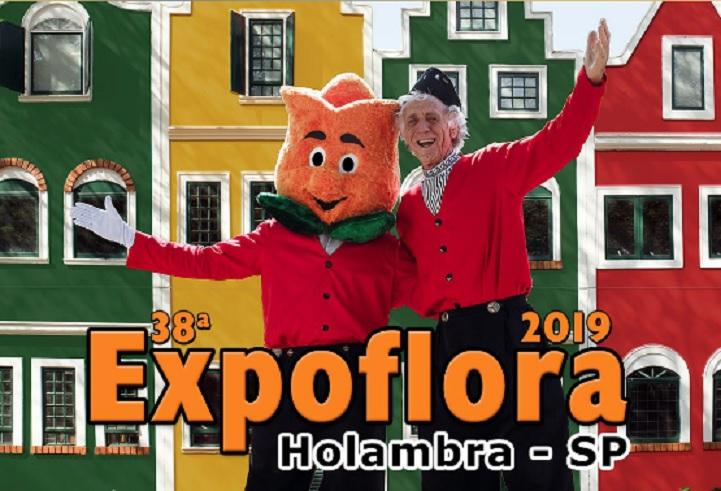 Expoflora 2019 Em Holambra – Ingressos e Programação