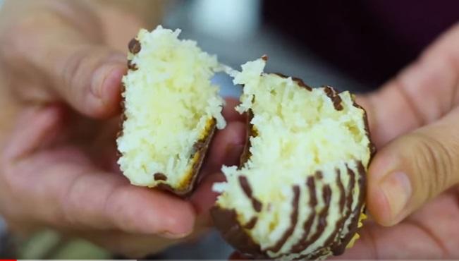 Macaron de Coco - Receita