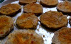 Berinjela Empanada No Forno – Receita