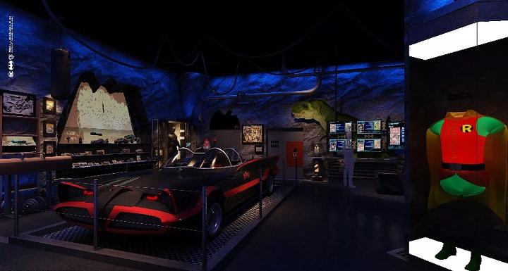 Exposição 80 Anos do Batman - Ingressos