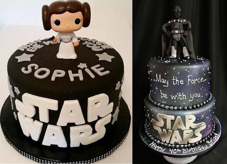 Festa Infantil Star Wars – Decoração