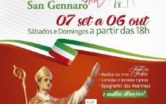 Festa de San Genaro 2019 – Programação