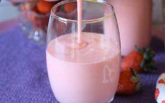 Iogurte de Morango – Receita Caseira