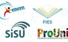 Plataforma de Inscrição de Enem, Sisu e Fies – Portal Único