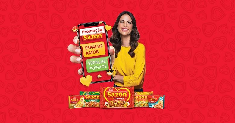 Promoção Sazón Espalhe Amor Espalhe Prêmios – Como Participar