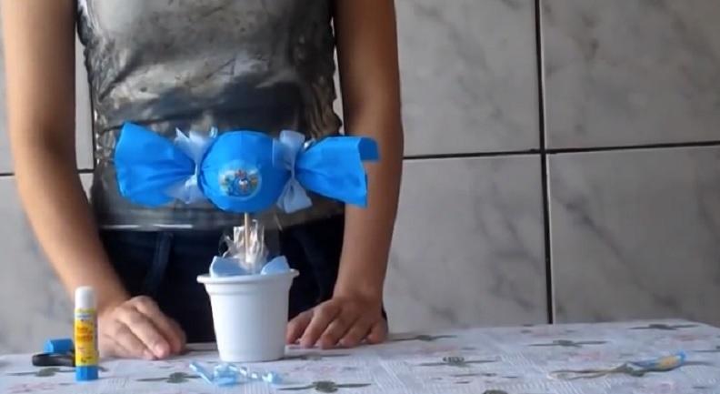 Decoração Centro de Mesa Galinha Pintadinha - Material e Vídeo