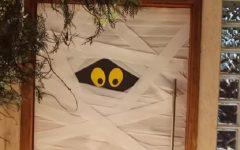 Enfeite Para Porta Halloween – Material e Vídeo