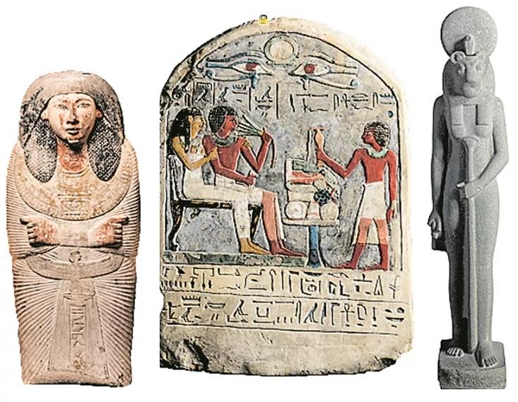 Exposição Egito Antigo - Datas