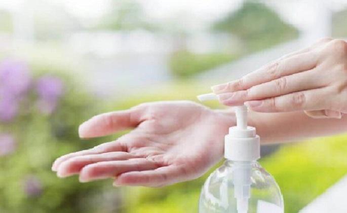 Higienizador de Mãos – Receita Caseira