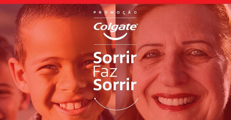 Promoção Colgate Sorrir Faz Sorrir 2019 – Como Participar e Kits