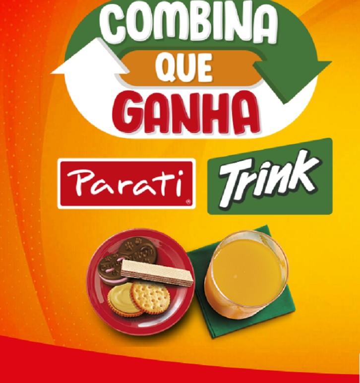 PromoçãoCombina Que Ganha Parati e Trink – Como Participar