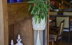 Suporte Para Vaso Em Crochê – Material e Receita