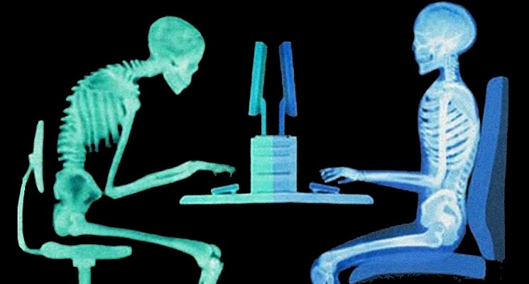 Diminuir Má Postura – Dicas