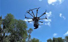 Drones Contra o Aedes Aegypti – Tecnologia