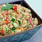 Quinoa Super Alimento – Salada