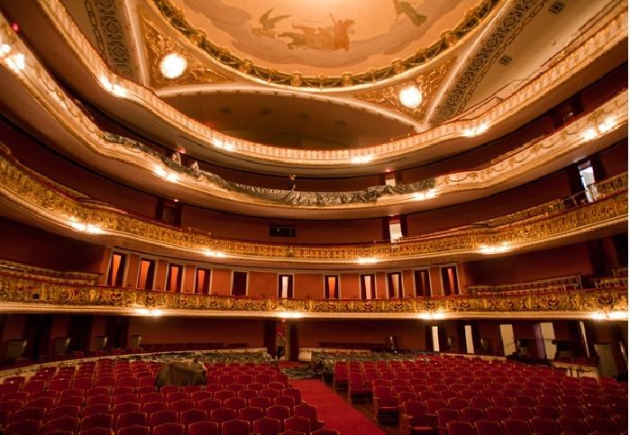 Teatro Municipal de São Paulo – Visita Gratuita