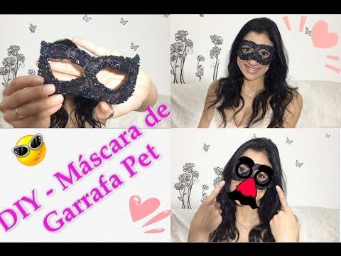 Mascara De Garrafa Pet – Material e Vídeo