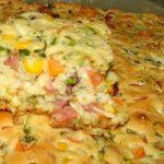 Torta de Legumes – Receita