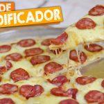Pizza De Liquidificador Fácil – Vídeo