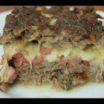 Bolo de Carne Moída – Vídeo