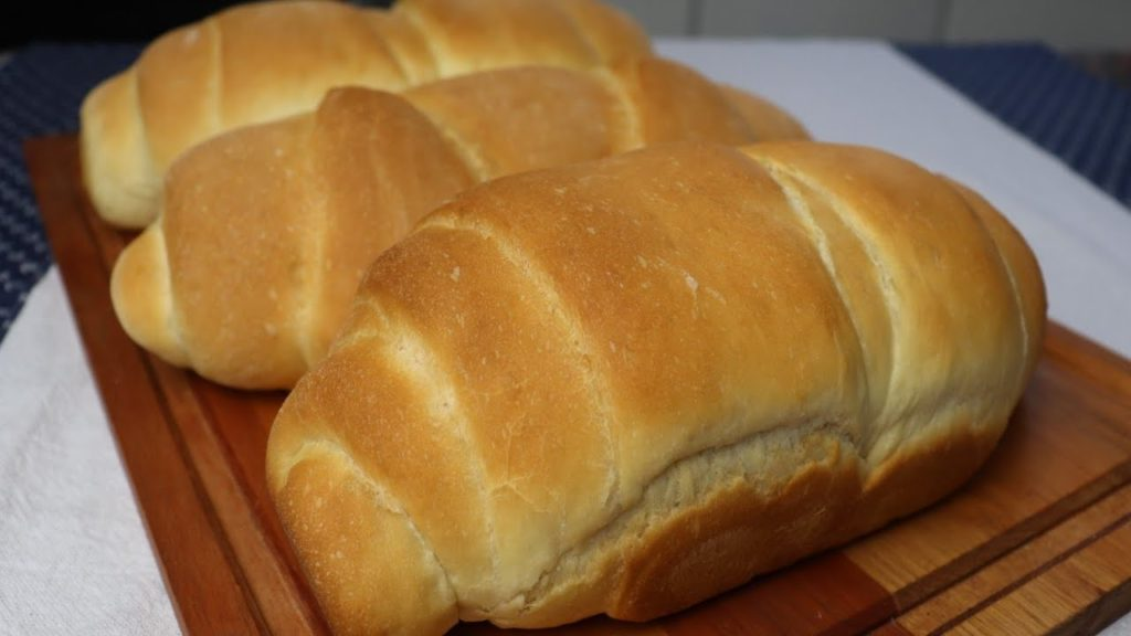 Pão Caseiro Econômico