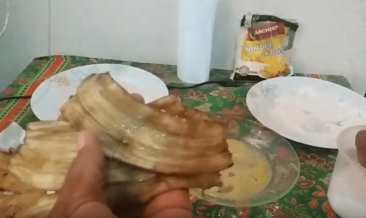 Bife Casca De Banana Empanada – Vídeo