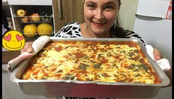 Parmegiana De Carne Moída – Vídeo