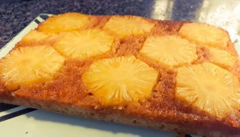 Torta de Abacaxi Fácil – Vídeo