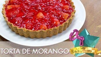 Torta De Morango Fácil – Vídeo