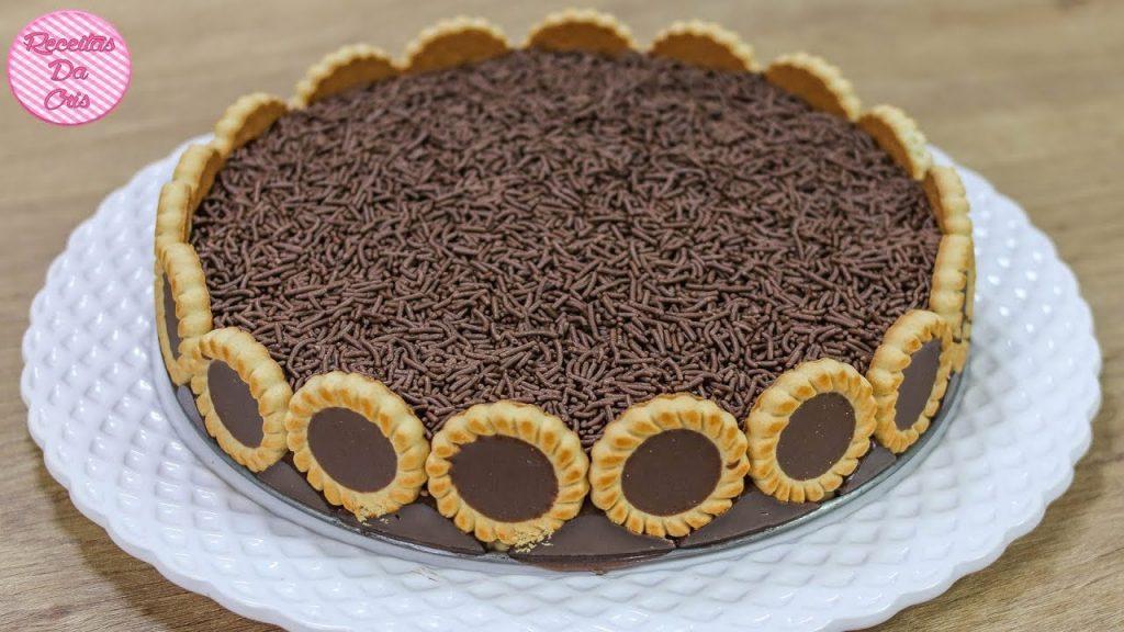 Torta De Chocolate Tortilhas