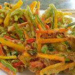 Tempurá De Legumes Fácil – Vídeo