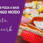 Pizza Massa Frango Moído – Vídeo