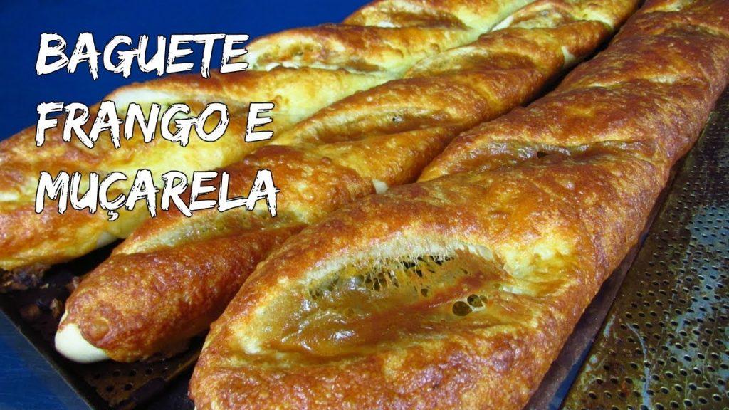 Baguete Recheda Fácil