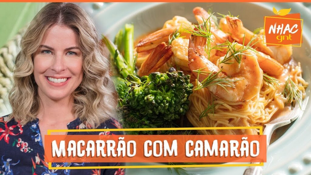 Macarrão Com Camarão
