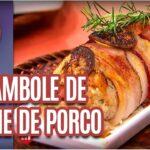 Rocambole Carne De Porco – Vídeo