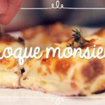 Croque Monsieur – Vídeo