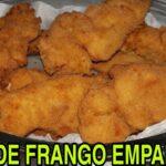 Filé De Frango Empanado – Vídeo